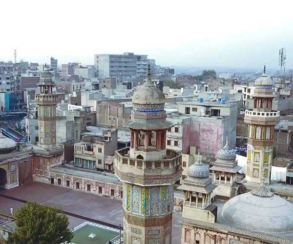 The Beauty of Old Lahore