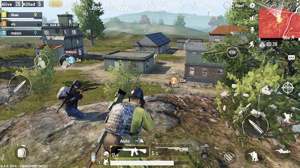 The Survival Action Game Playunknown's Battlegrounds Is