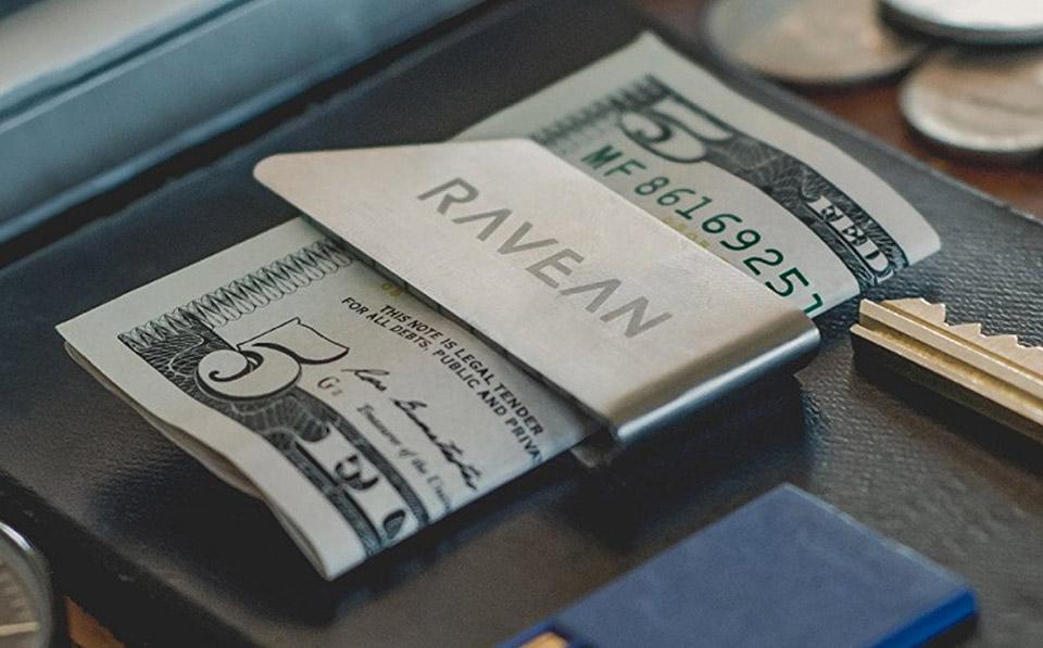 Ravean Carbon Fiber Wallet