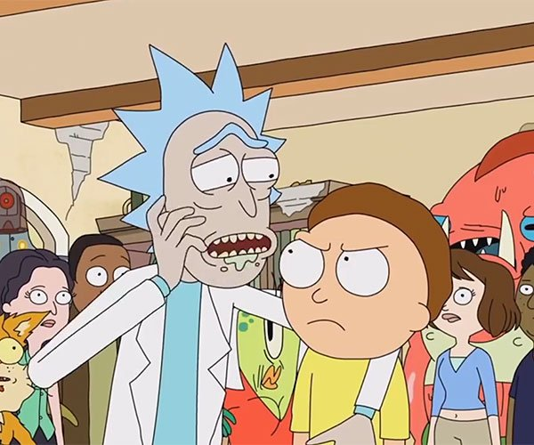 Rick Screwing Morty Over