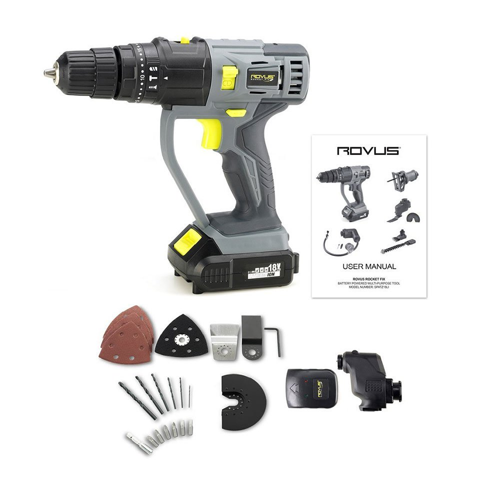 Rovus Rocket Fix Power Tool