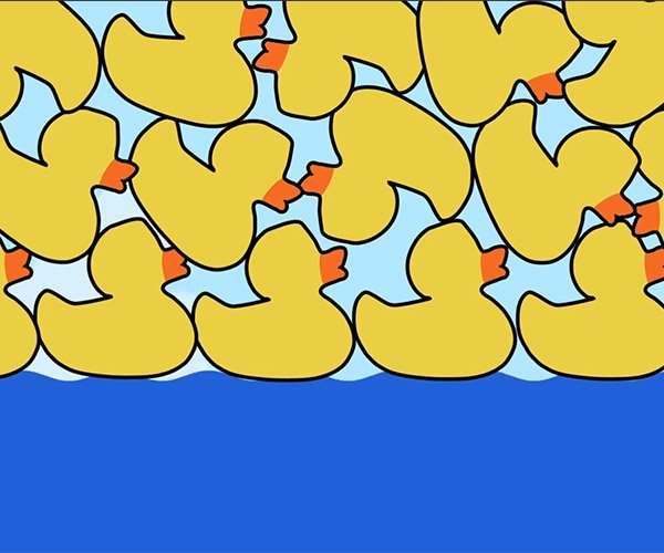 Mapping Oceans with Rubber Ducks