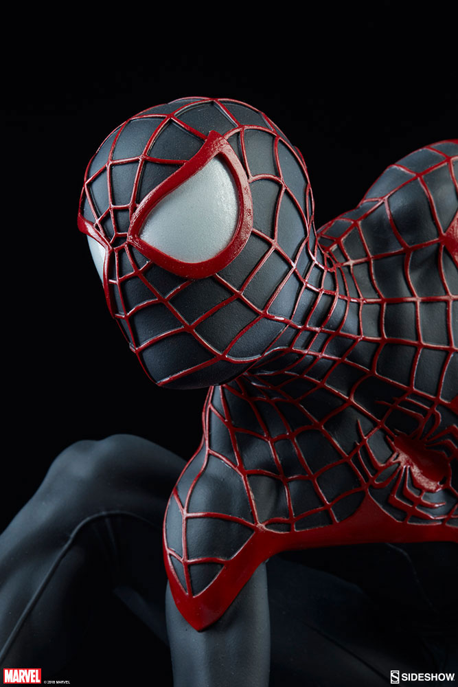 Sideshow collectibles has the ultimate miles morales - Images spiderman ...
