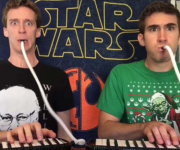 Star Wars Melodica Medley