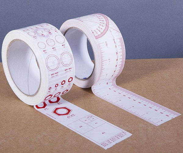 Tape Stickers