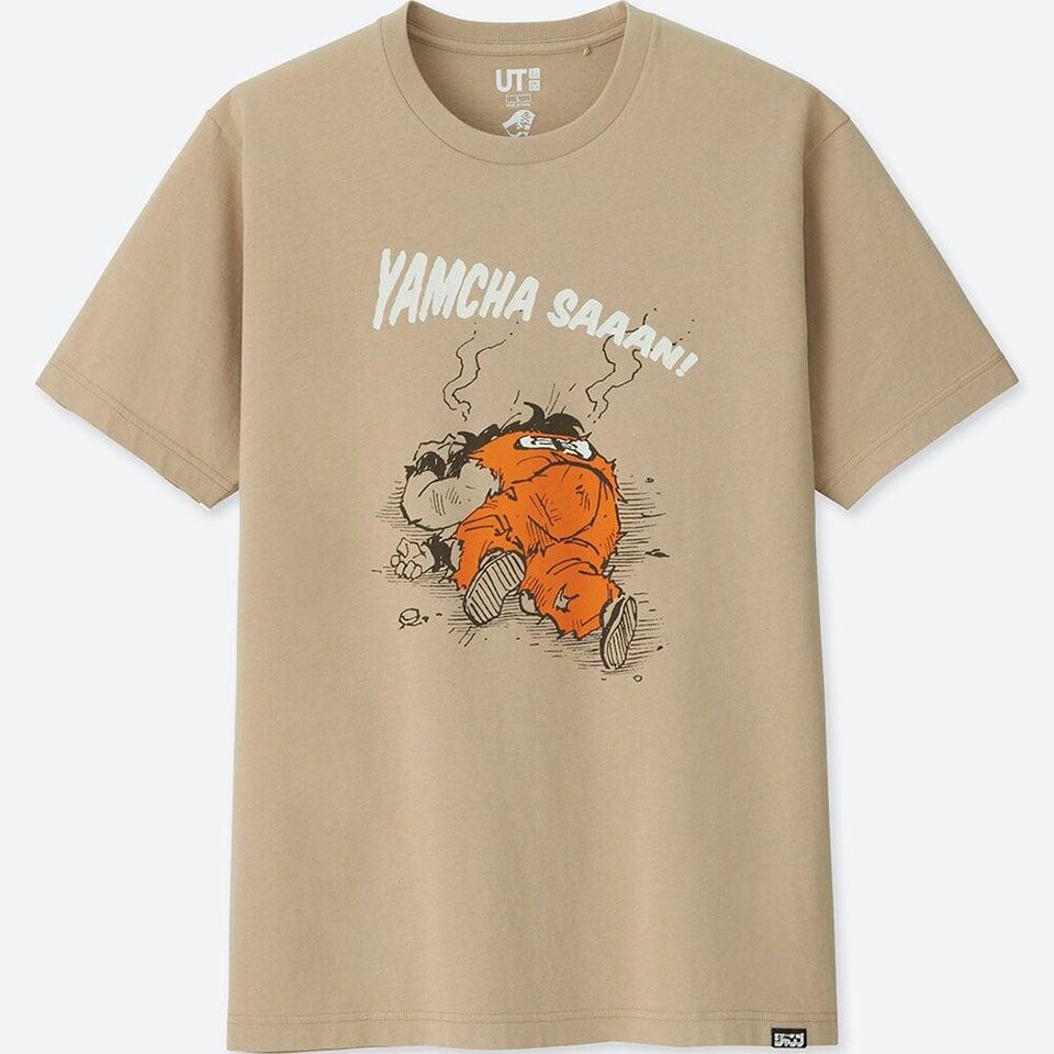 UNIQLO x Weekly Shonen Jump SS 18