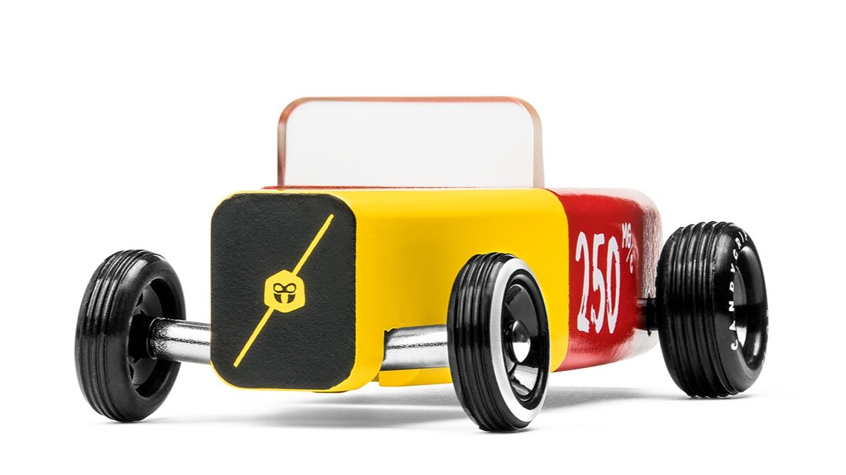 Candylab Wooden Car Toys