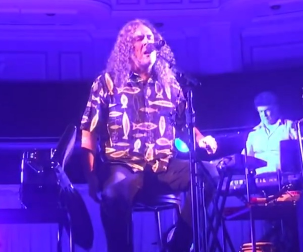 Weird Al Covers Billy Idol