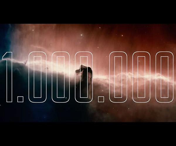 1,000,000 Frames