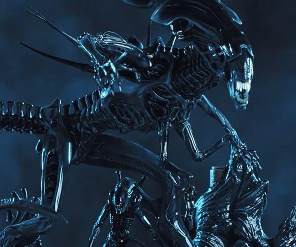 Sideshow Alien Queen Maquette