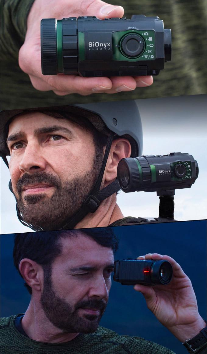 Aurora Color Nightvision Camera