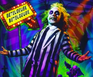 The Weird Wisdom of Beetlejuice