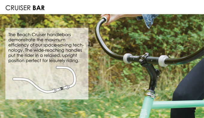 Billibars Detachable Bike Handlebars