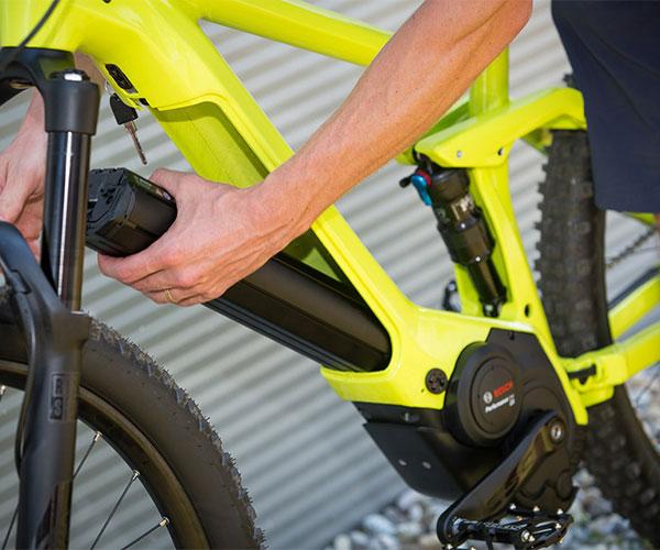 Bosch e-Bike PowerTube 500