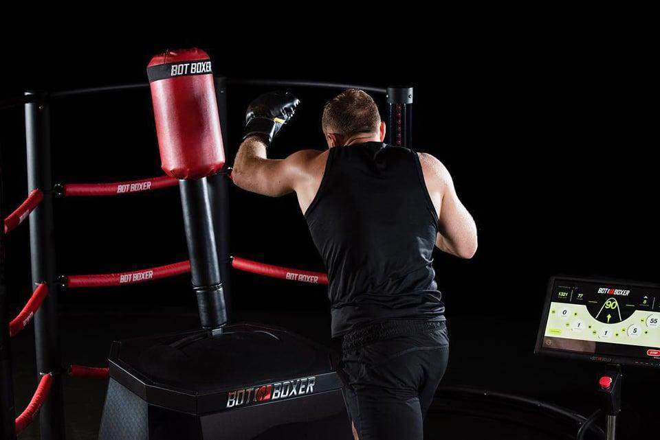 BoxtBoxer Boxing Robot