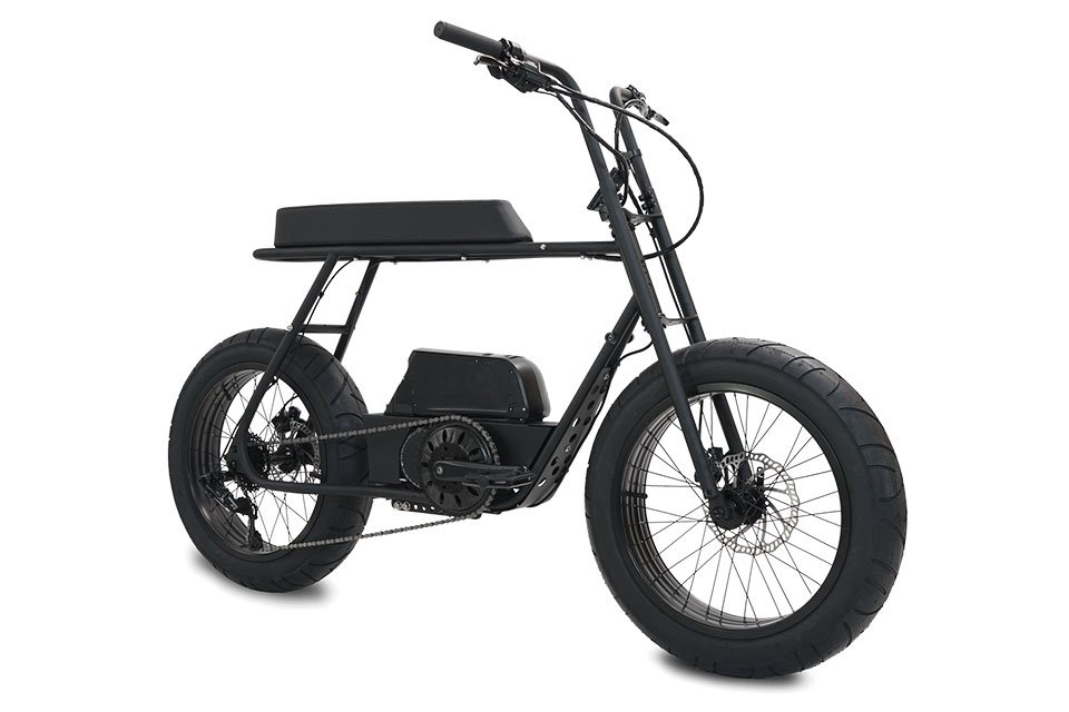 Buzzraw E1000 Electric Bicycle