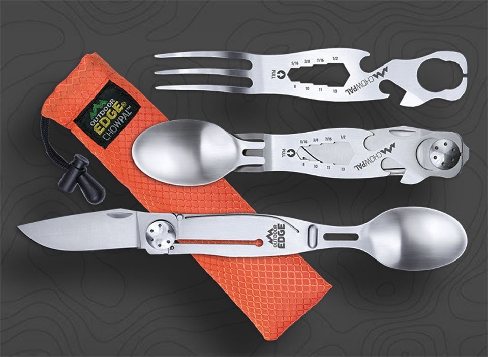 ChowPal Multitool & Utensil Set