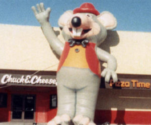 From Atari to Chuck E. Cheese