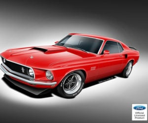 Classic Recreations 69-70 Mustangs