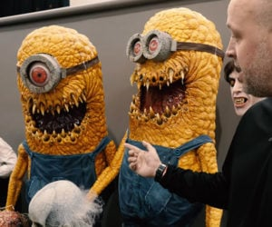Creepy Minion Costumes