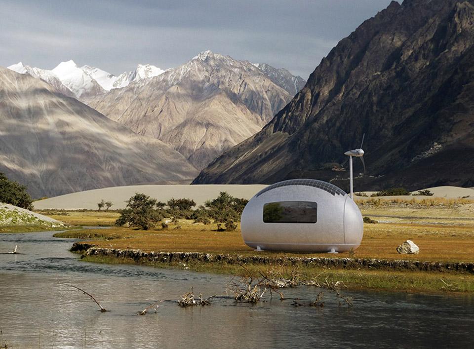 Ecocapsule Micro Home