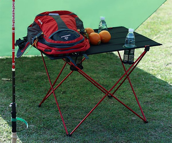 Outry Folding Camping Table
