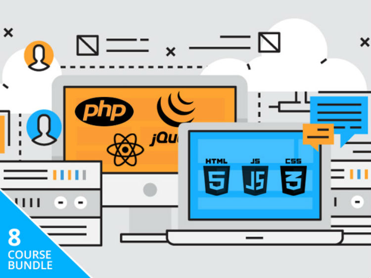 Deal: Full Stack Web Dev Bundle