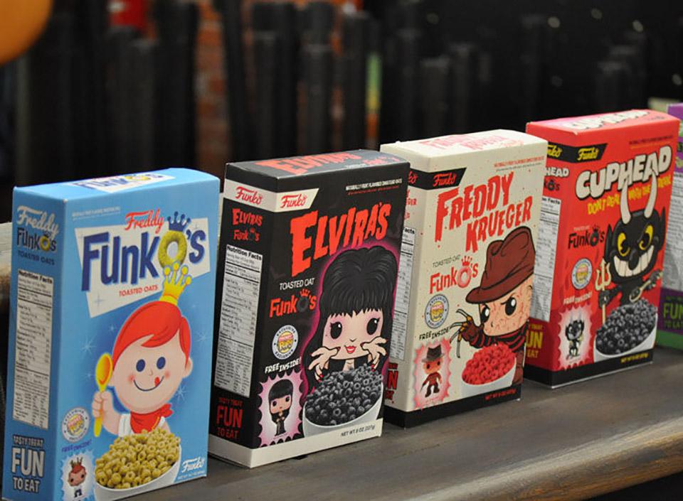 Funko POP! Cereals