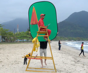 Green Screen Gringo