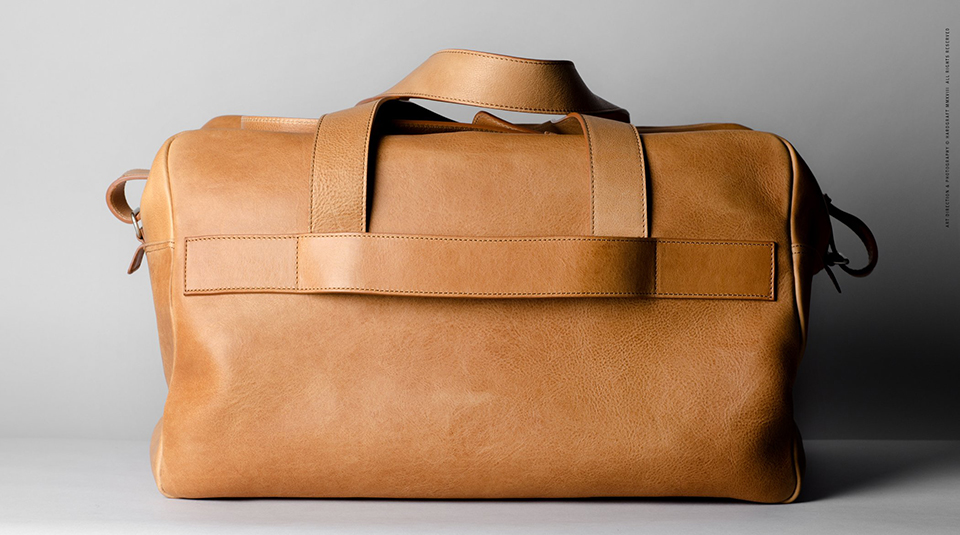 Hard Graft Overhead Holdall Bag
