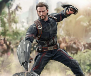 Hot Toys Infinity War Capt. America
