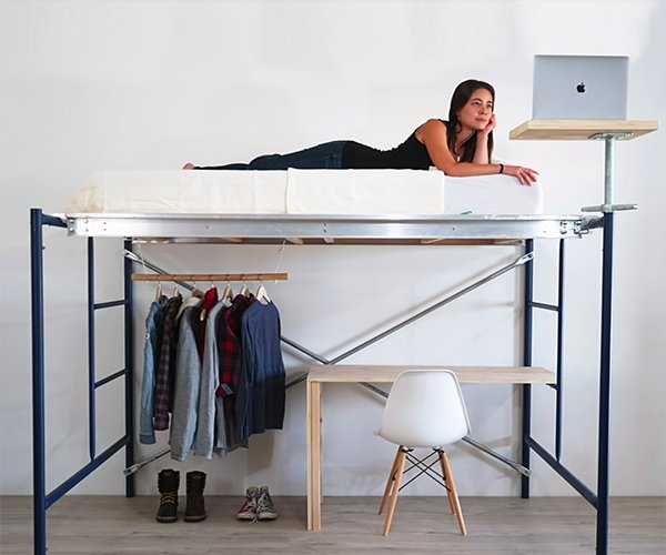 How to Make a Simple Loft Bed