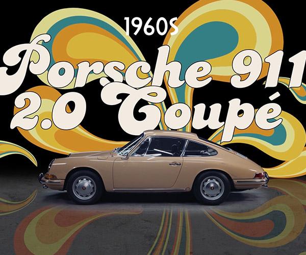 Iconic Porsches