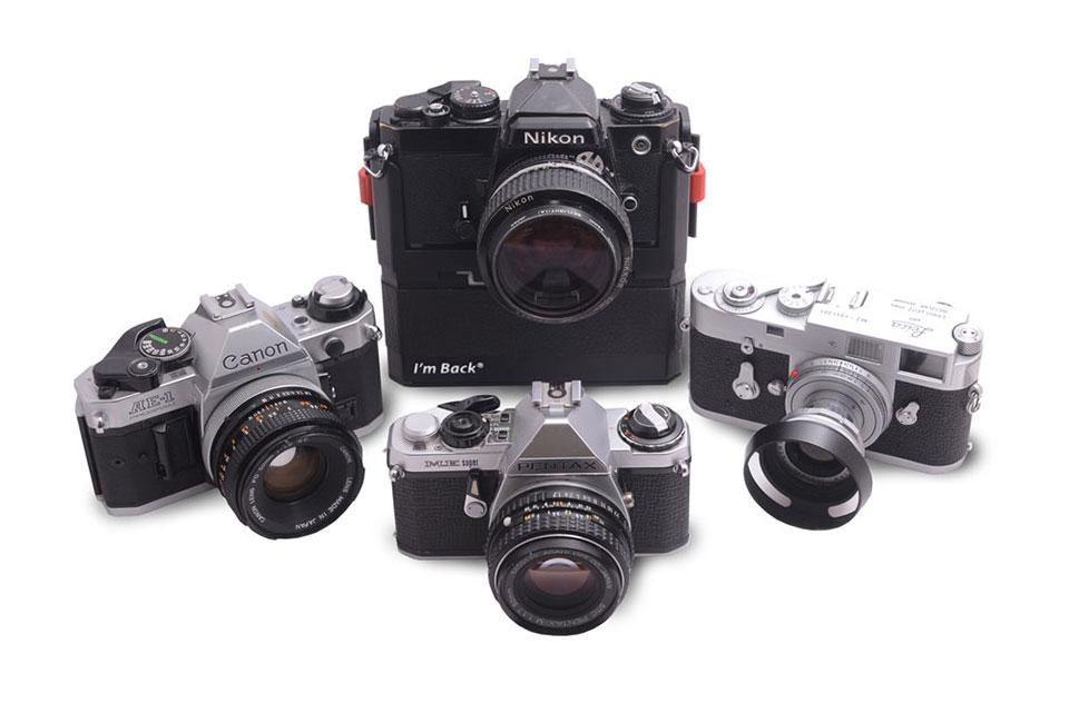 I'm Back Digital 35mm Camera Module