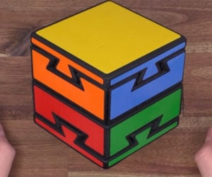 The Rubik's Puzzle Box
