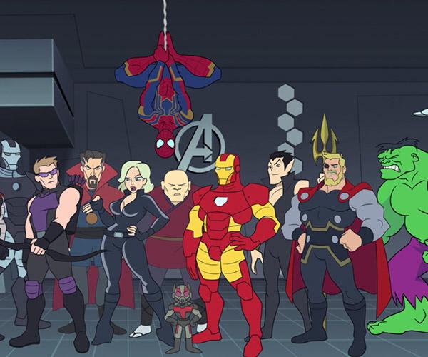 Avengers: Infinite Avengers