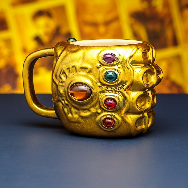 Infinity Gauntlet Coffee Mug