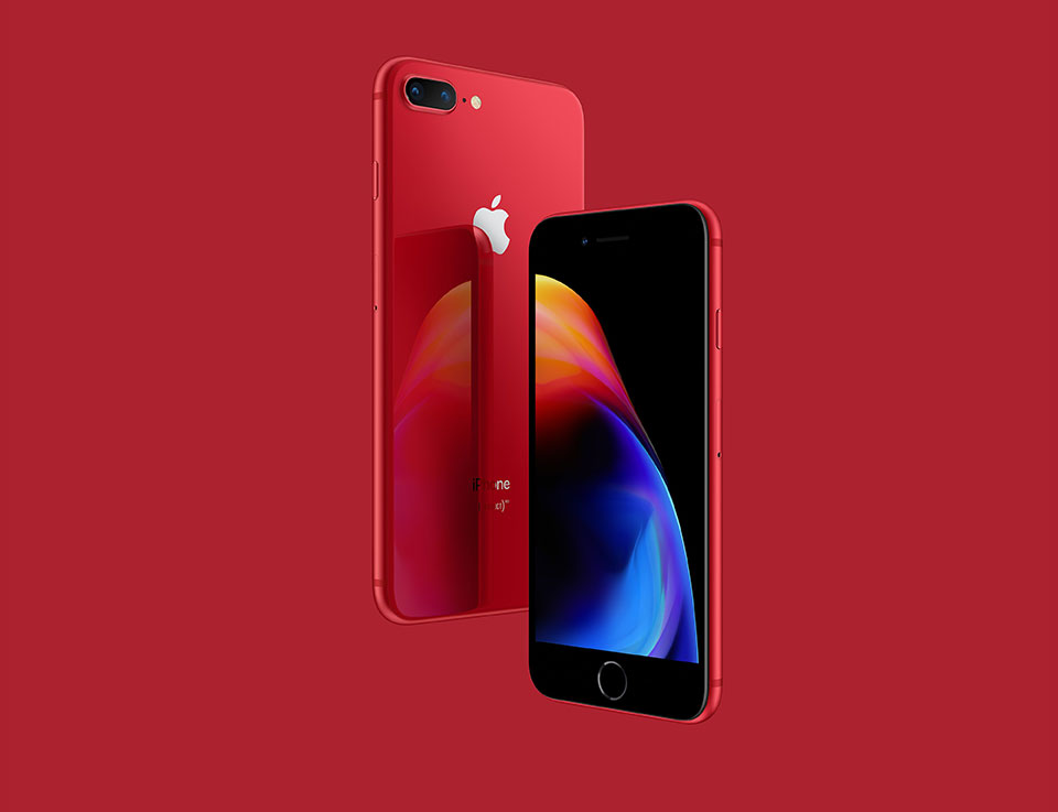 iPhone 8/8 Plus (Product) Red