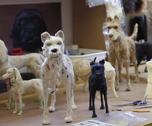 Isle of Dogs: The Puppets