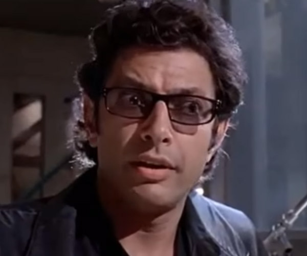 Jeff Goldblum Making Noises