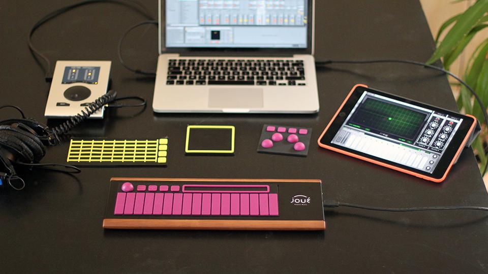 Joué Modular MIDI Controller