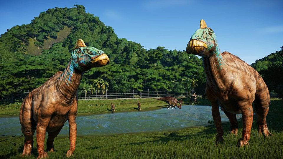 Jurassic World Evolution (Gameplay)