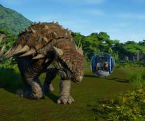 Jurassic World Evolution (Gameplay)