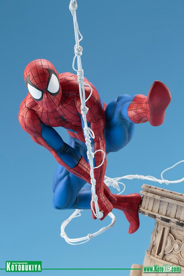 Kotobukiya Spider-Man Artfx Statue