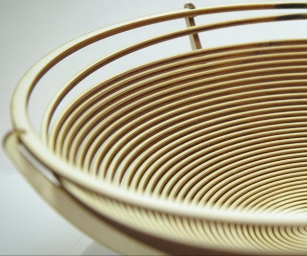 Laser Cutting a Wood Bowl