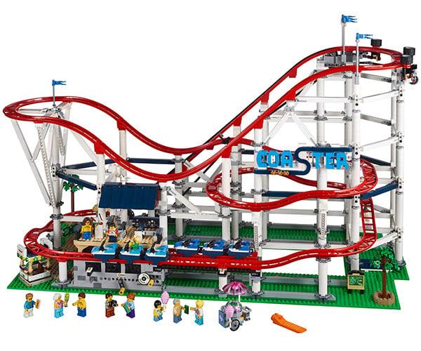 LEGO Expert Roller Coaster Set