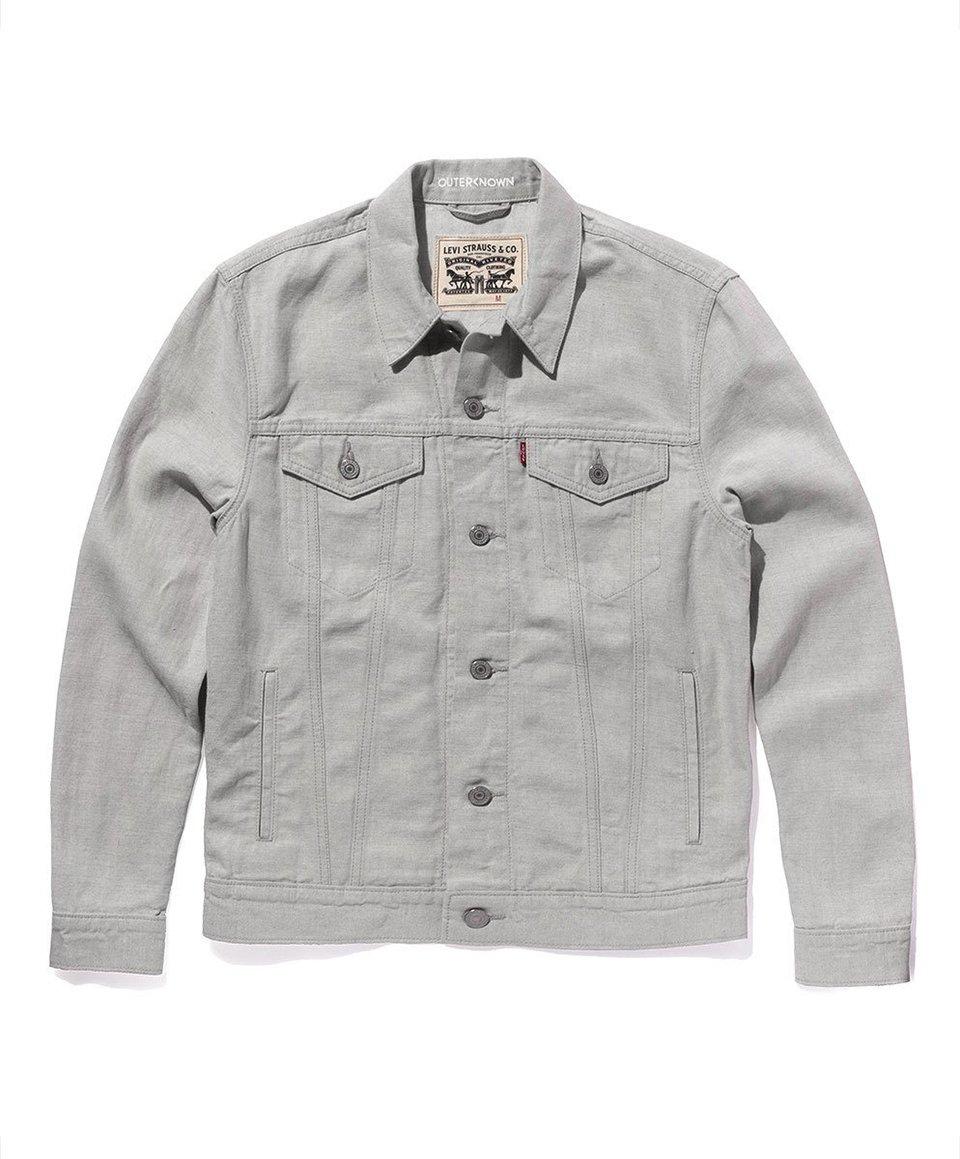 Wellthread Whitecaps Trucker Jacket