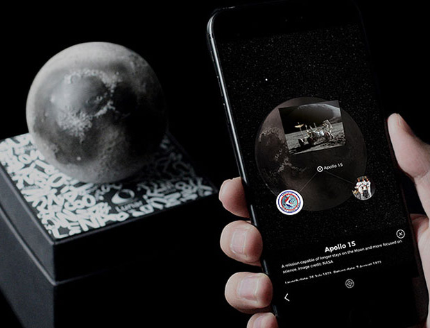 Deal: LUNAR AR Moon Models