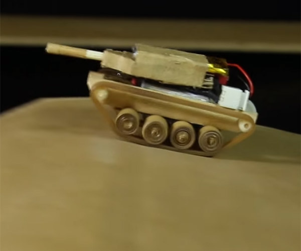 DIY Micro Tank
