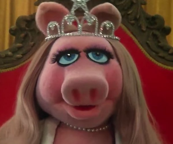 Miss Piggy: Diamonds